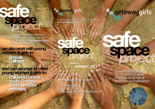 flyer Safe Space 11-13 out