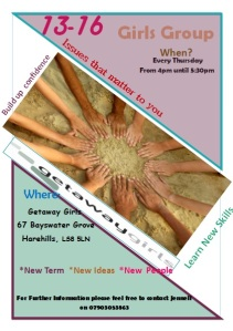 Girls Group Flyer JPEG